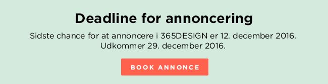 Deadline for annoncering