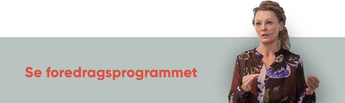 Se foredragsprogrammet på Formland